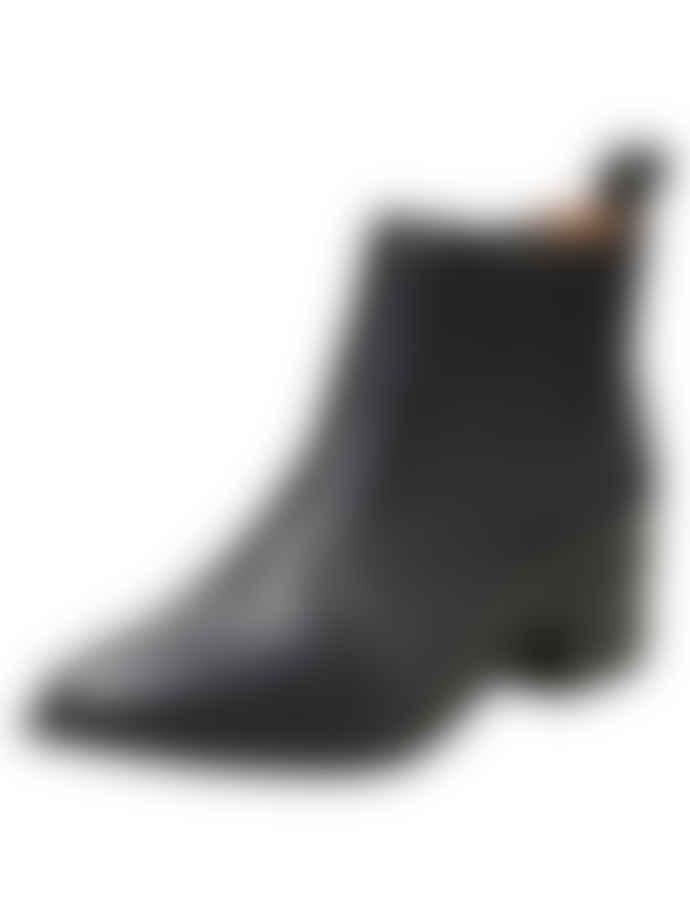 Selected Femme Selected Femme Black Chelsea Boots