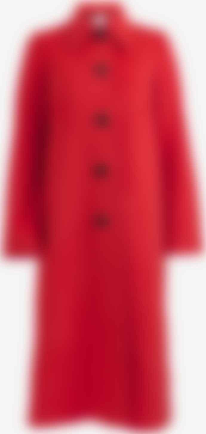 Baum und Pferdgarten Red Long Coat