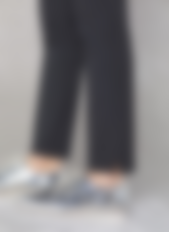 Elvine Grey Vera Classic Wool Trousers