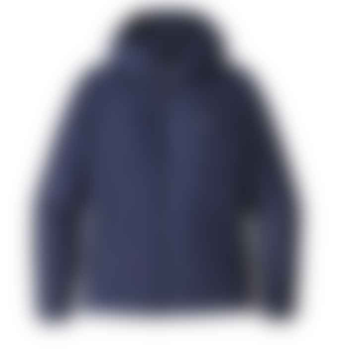 Patagonia Classic Navy Down Sweater Hoody
