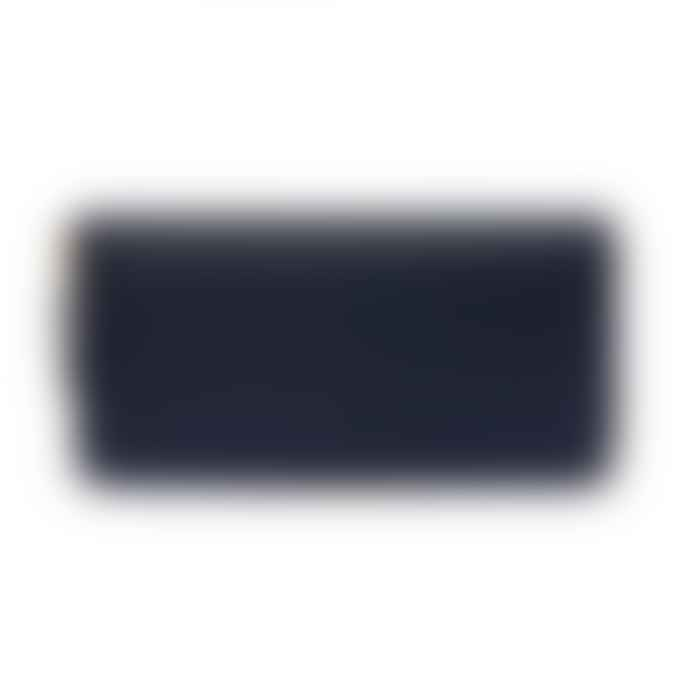 Comme Des Garcons CDG Classic Colour Wallet (SA0110 Navy)