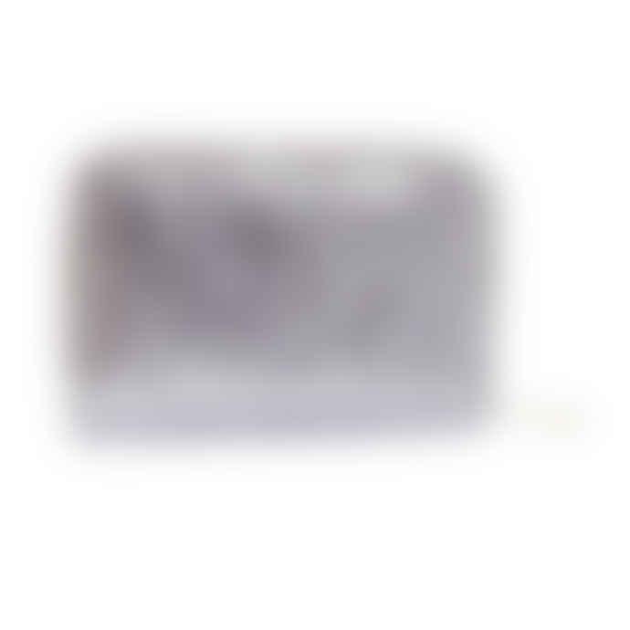 Sienna With Love Dark Silver Glitter Wallet