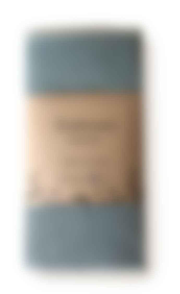 Vaxbo Lin Turquoise Linen Dish Cloth