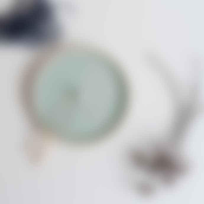 Dor & Tan Incense Holder Celadon Green