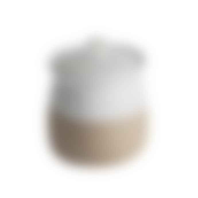 Dassie Artisan Dipped Honey Pot w/ Honey Dipper