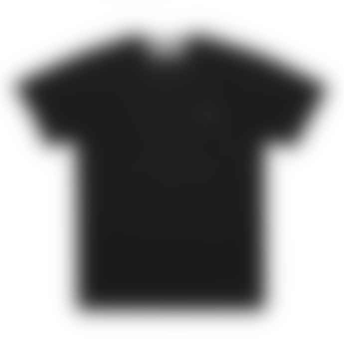 Comme Des Garcons Play Black PLAY T-Shirt With Black Heart