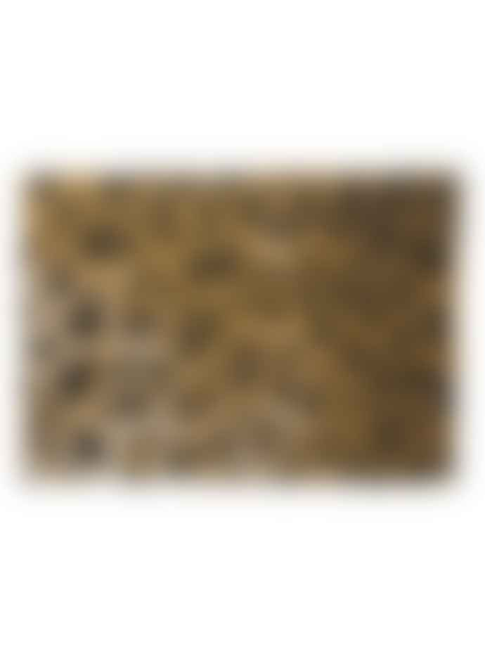 WolfWare Large Leopard Envelope Clutch