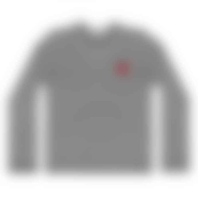 Comme Des Garcons Play Striped T-Shirt (Black/White) P1T164