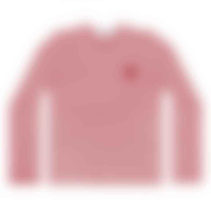 Comme Des Garcons Play Comme des Garçons Striped T-Shirt (Red/White) P1T164