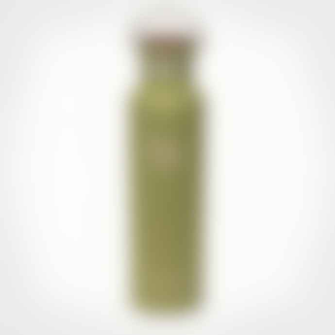 Earthwell 22 Oz Walnut Sequoia Pine Woodie Flask