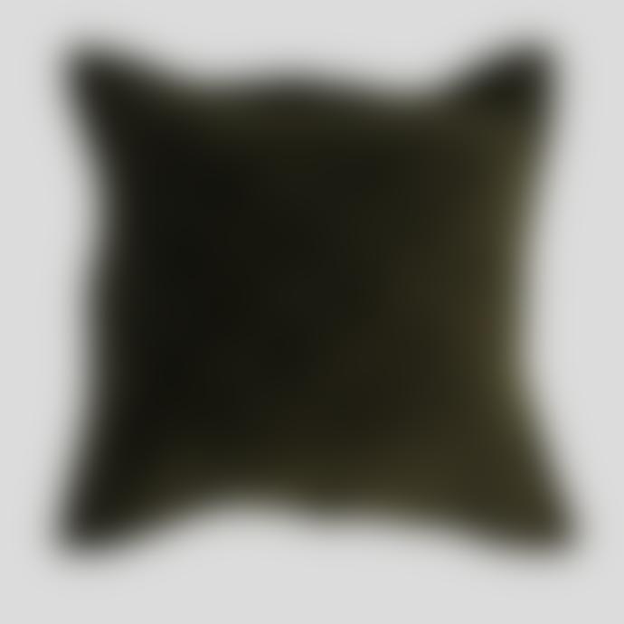 Wallace Cotton Plush Velvet Large Square Pillowcase