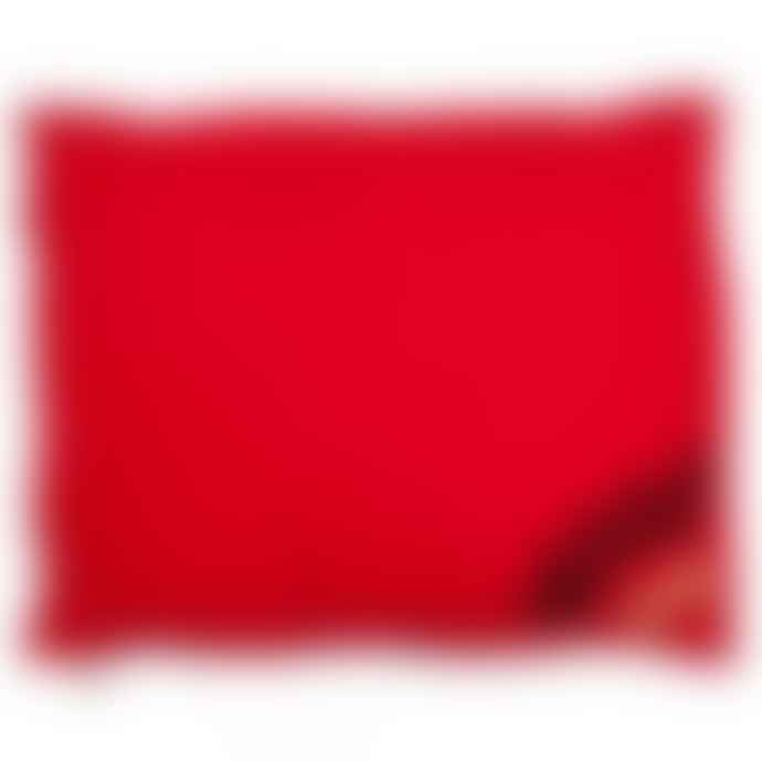 Creature Clothes Red Woof Dog Bed Medium