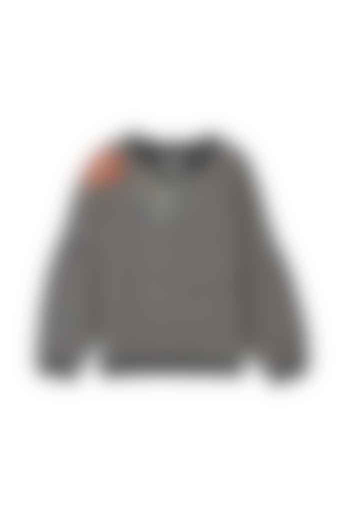 Leon & Harper Flower Sweatshirt