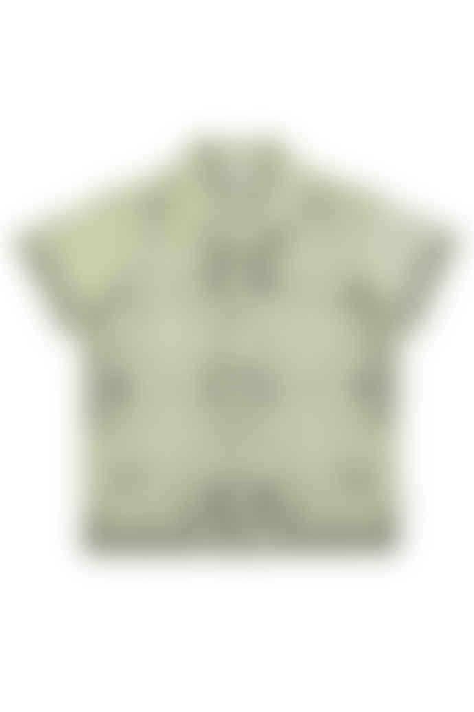 Molo Boys Green Rene Shirt
