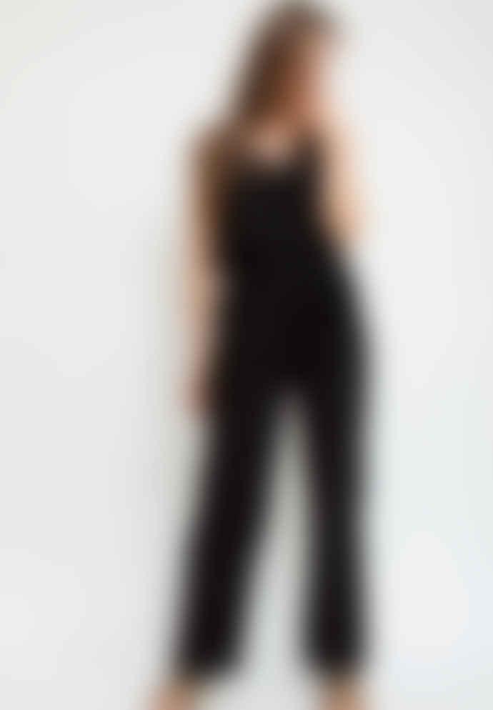 Sienna Goodies Black Lace Top