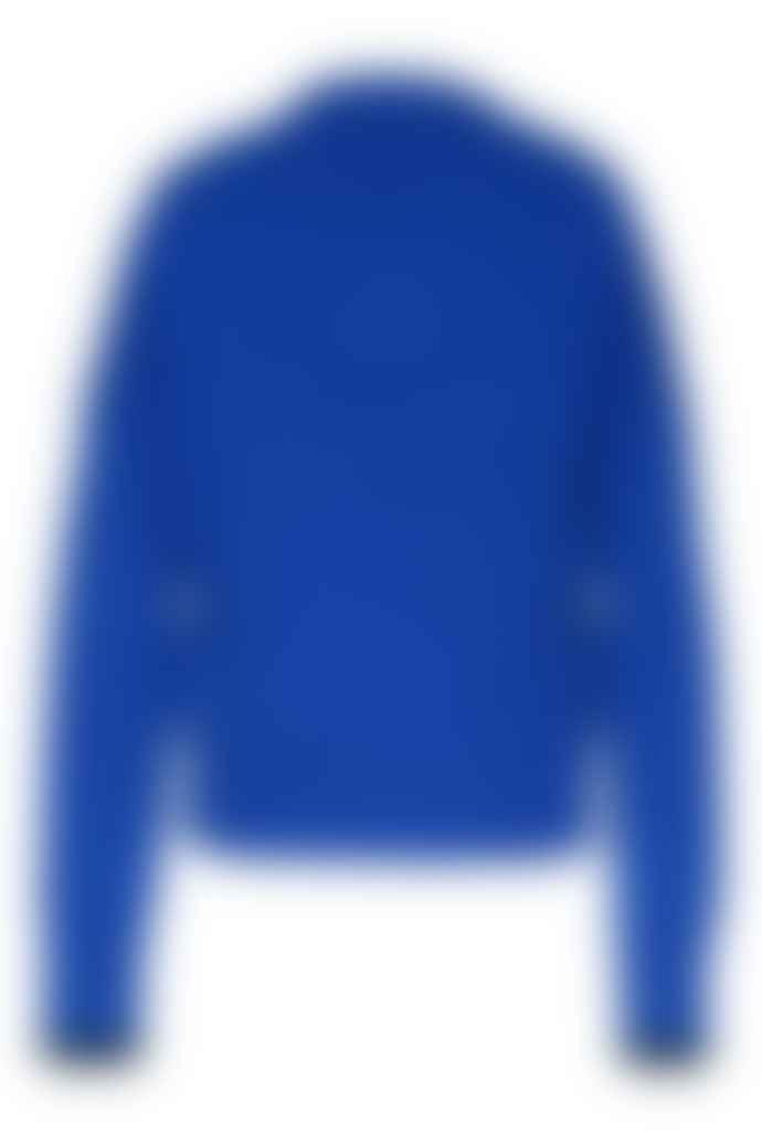 Markus Lupfer Azure Blue Margot Tipping Jumper