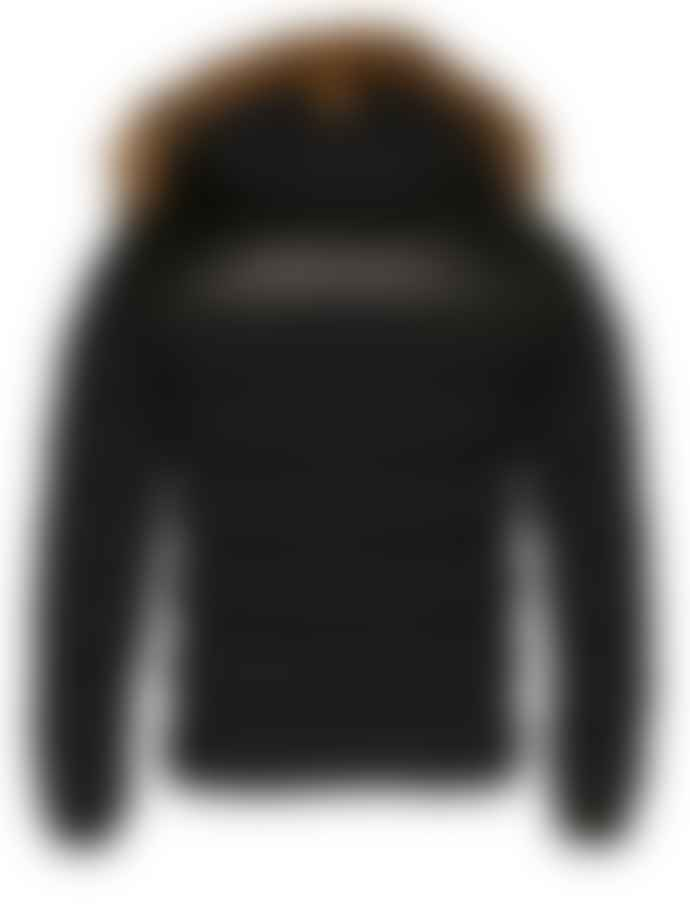 Mackage Black Ronin Coat
