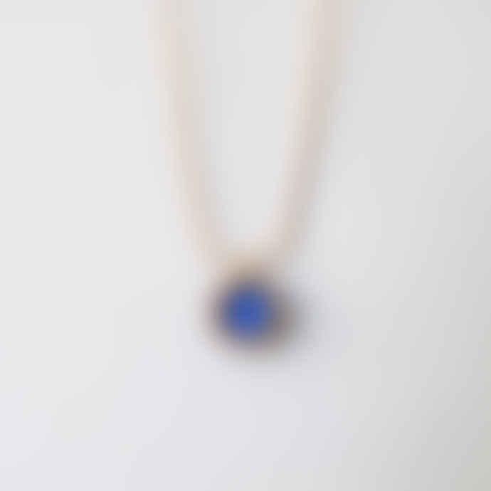 Chalk Jewellery Circle Necklace
