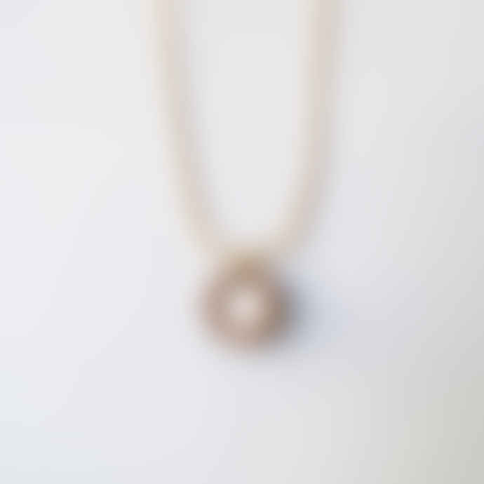 Chalk Jewellery Circle Necklace