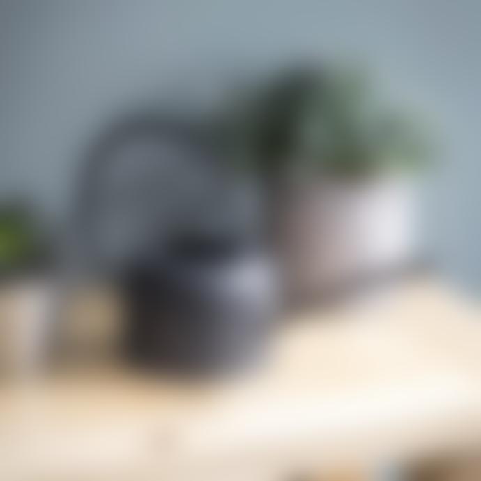 Garden Trading Dark Grey Indoor Watering Can