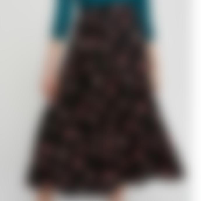 People Tree Rafferty Bouquet Skirt