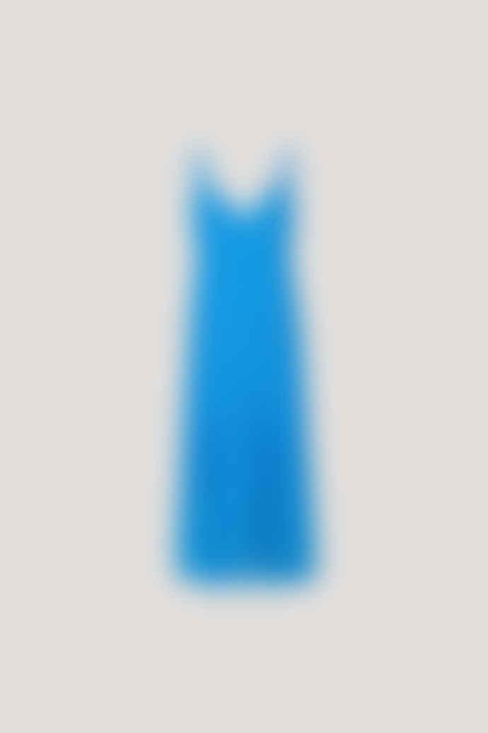 Samsoe & Samsoe Blue Aster Isamu Dress