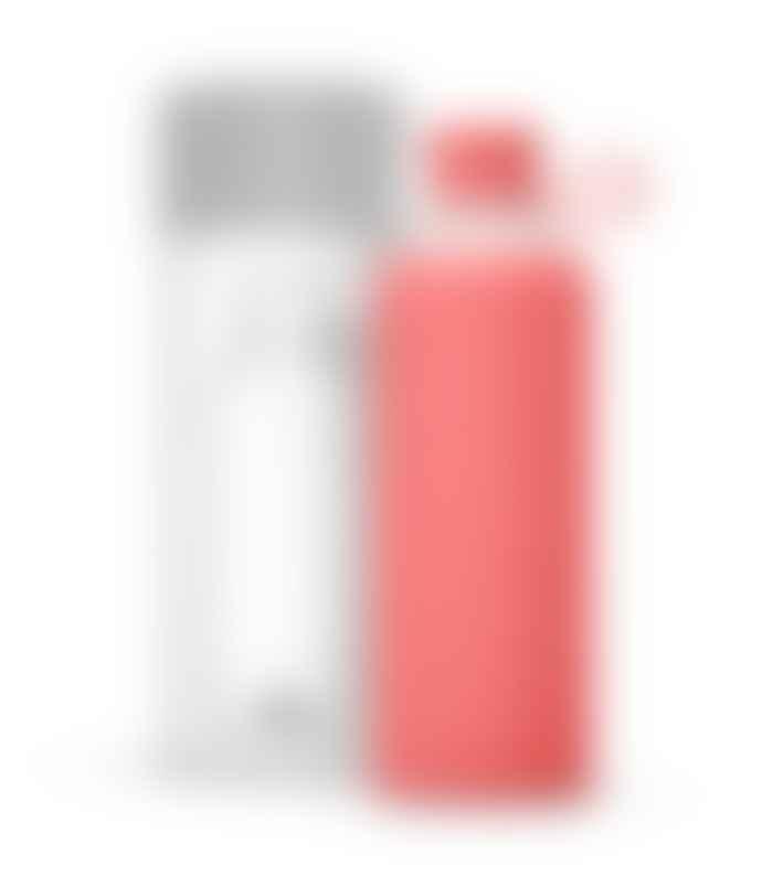 Doli  Pink Glass Drinking Bottle