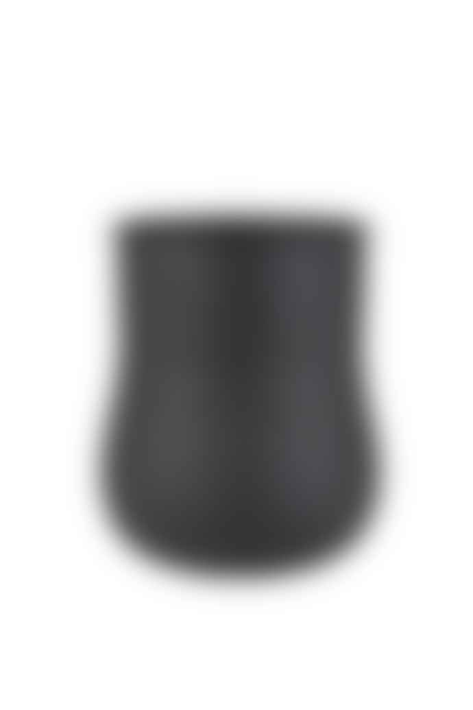 zuiver Blob  Grey or Black XL Metal Vase