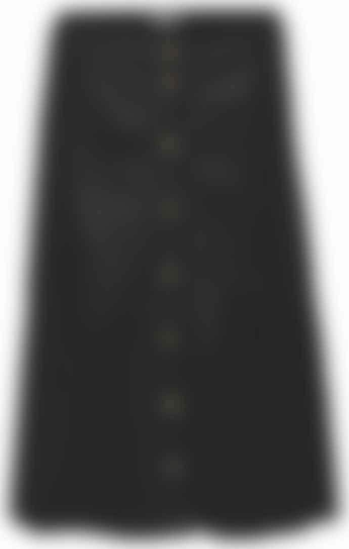 Selected Femme Sonja Leather Skirt
