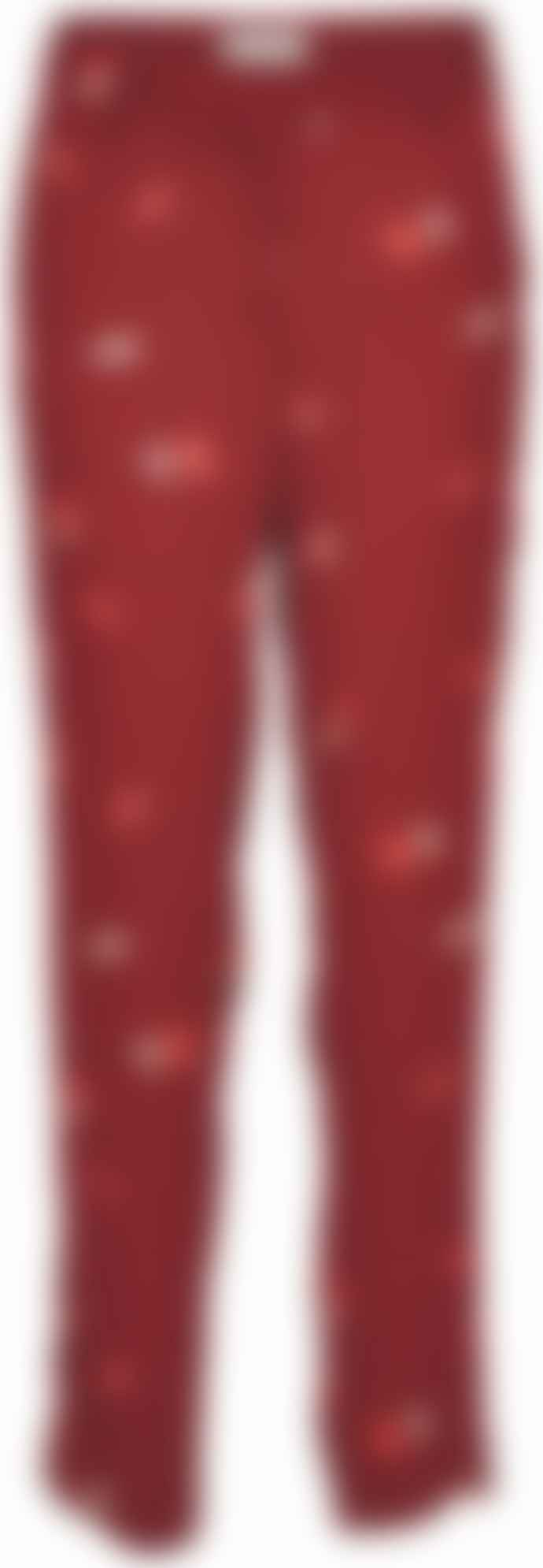 Selected Femme Printed Kaleo Trousers