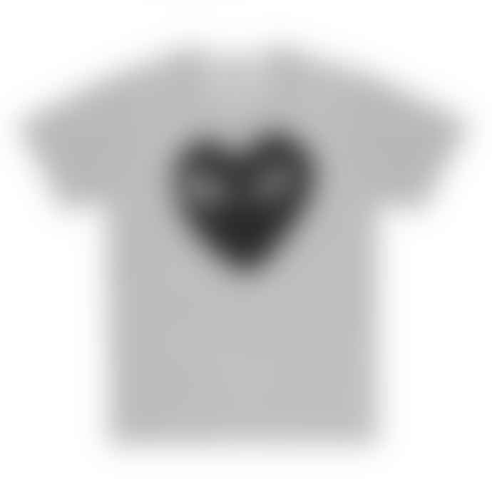 Comme Des Garcons Play Grey Play Comme des Garçons T-Shirt