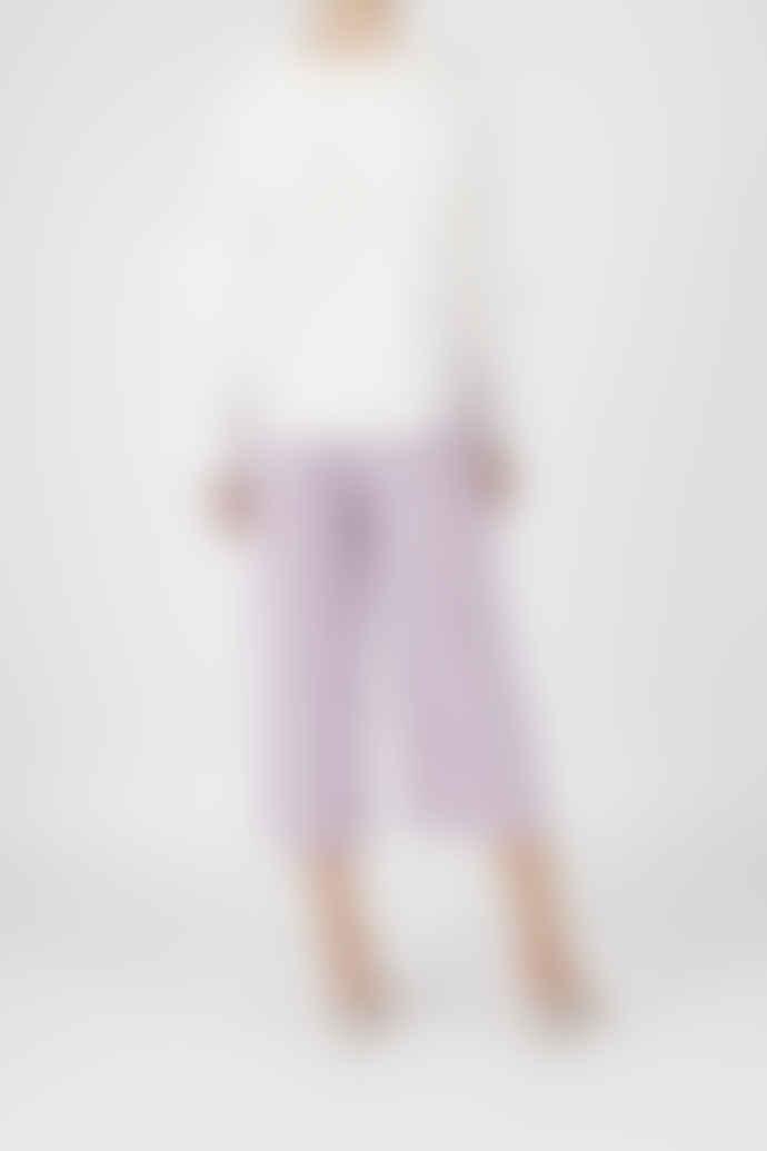 Jovonna London Lavender Bennet Wide Leg Trousers