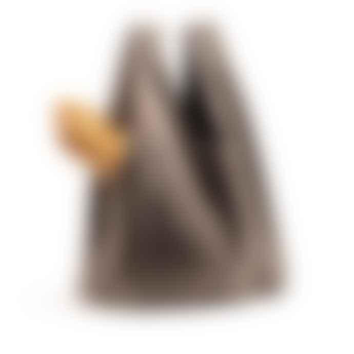 Tracey Neuls Grey Wool Shopper Bag