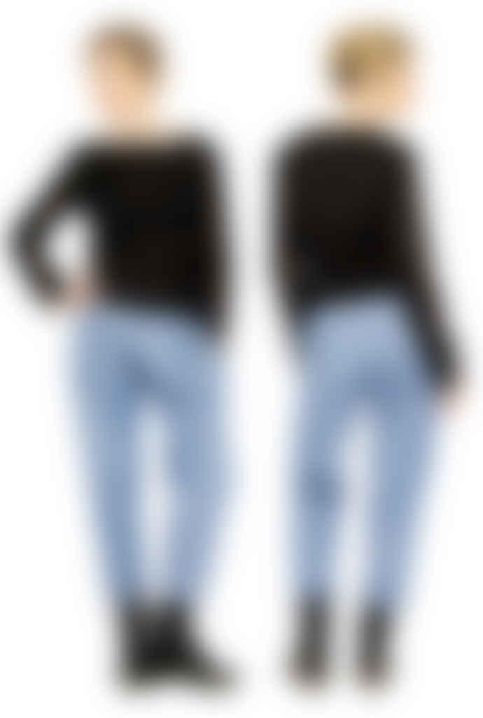 Format COSYII Blue Light Denim Unisex Trousers