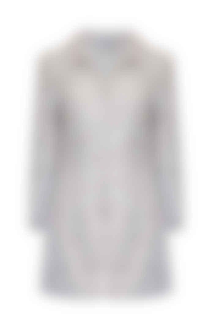 Jovonna London Cream Whisper Tweed Romper