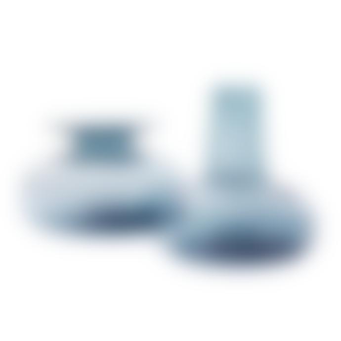 XLBoom Blue Grey Host Duo Carafe / Vase