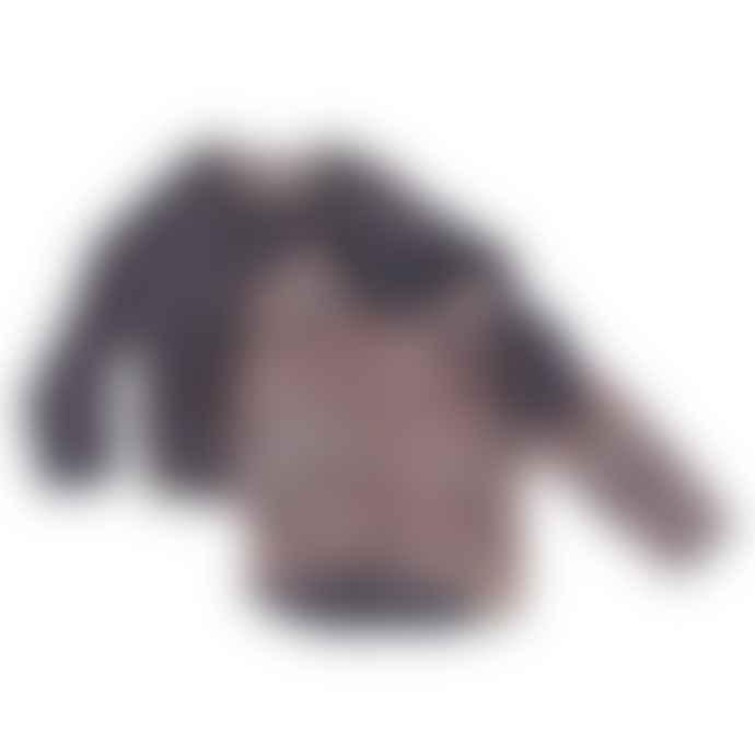 bonjour maurice Baby Organic Cotton & Reversible Tricolour T-Shirt