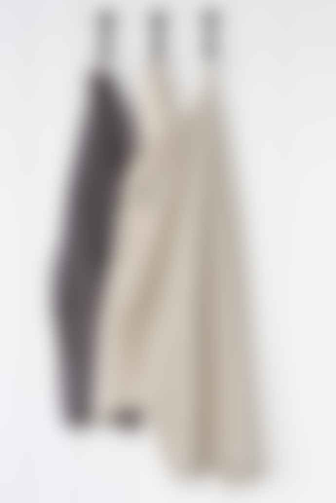 Ib Laursen Latte Knitted Cotton Towel