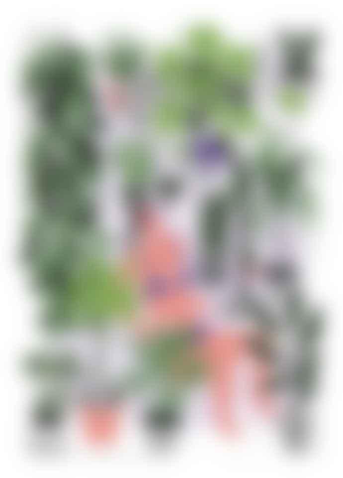Human Empire Artist Series Botanical Summer Poster