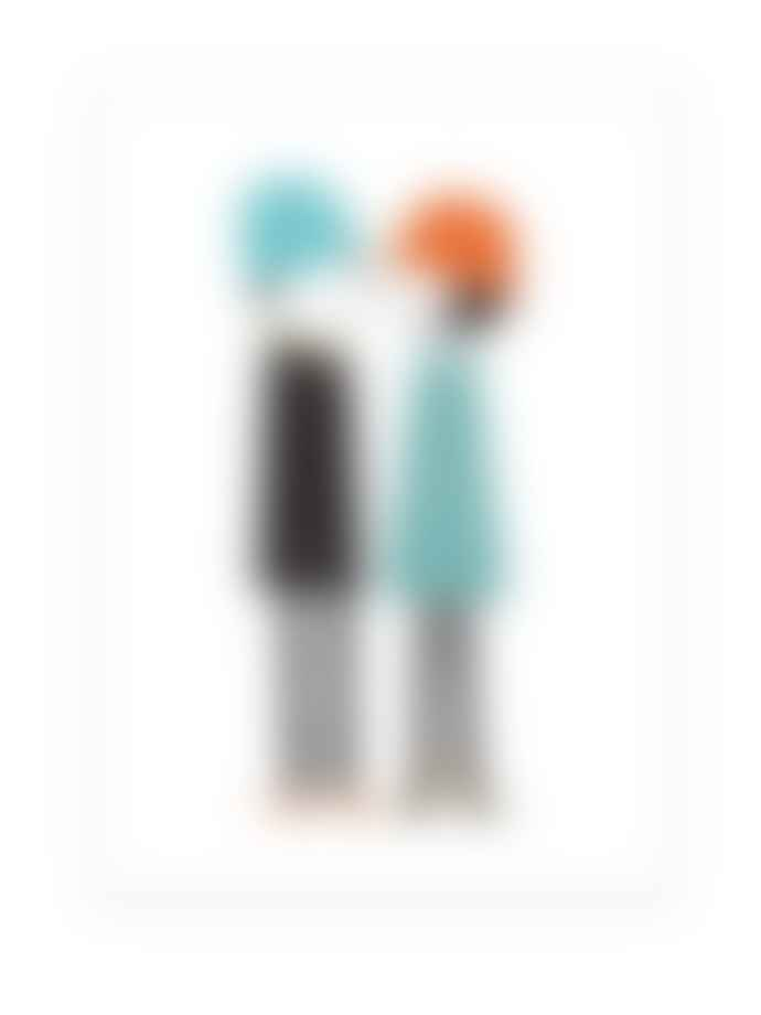 Human Empire Artist Series Couple In Love Poster