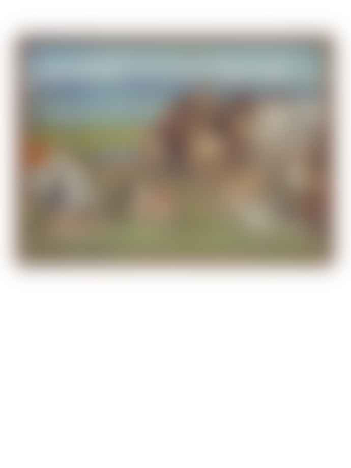 Human Empire Artist Series Stampede Poster