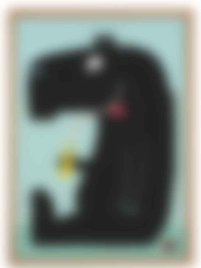 Human Empire Studio Lemonade Monster Poster