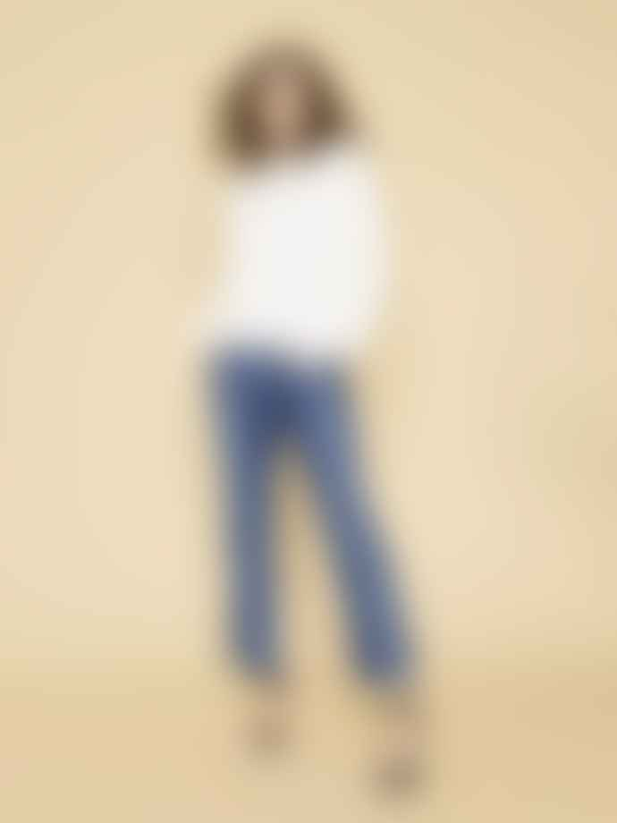 Mos Mosh Simone Stripe Jeans