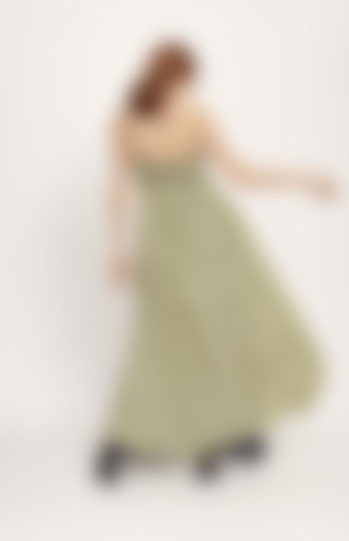 Samsoe & Samsoe Yellow Buttercup Way Dress