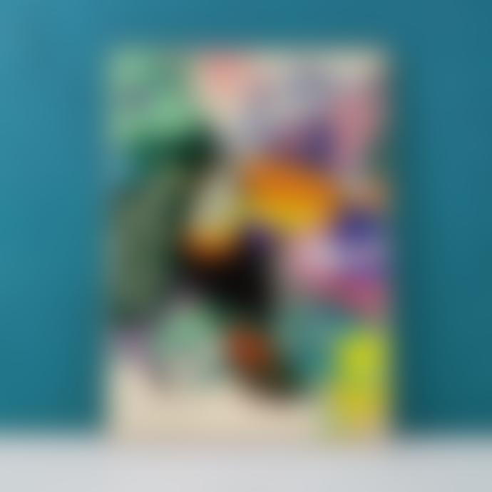 Kitty McCall A 4 Toucan Print