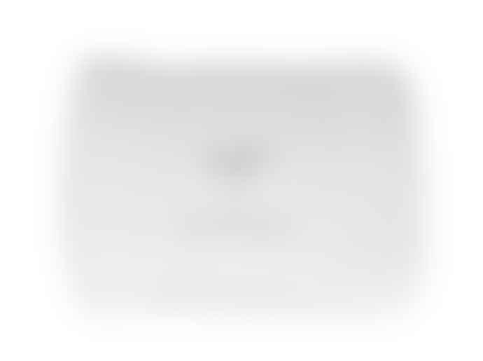 Wallace Cotton White Medium Classic Waffle Blanket