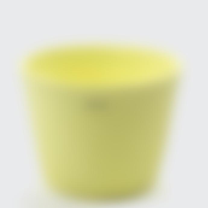 Serax Small Hand Painted Plant Pot Lemon