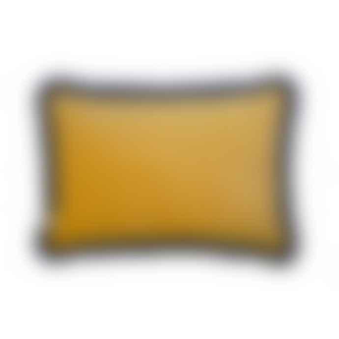 NURSERY Yellow Mustard Cushion