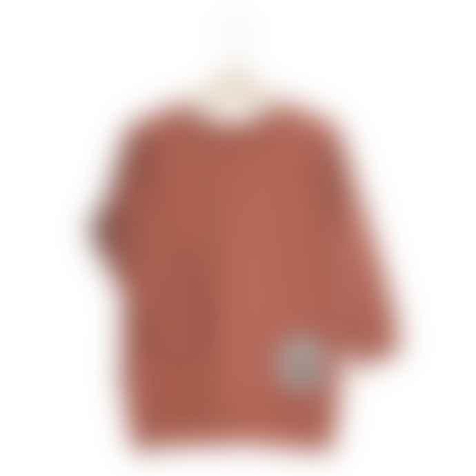 Lotiekids / Lötiekids Copper Long Smooth Sweatshirt