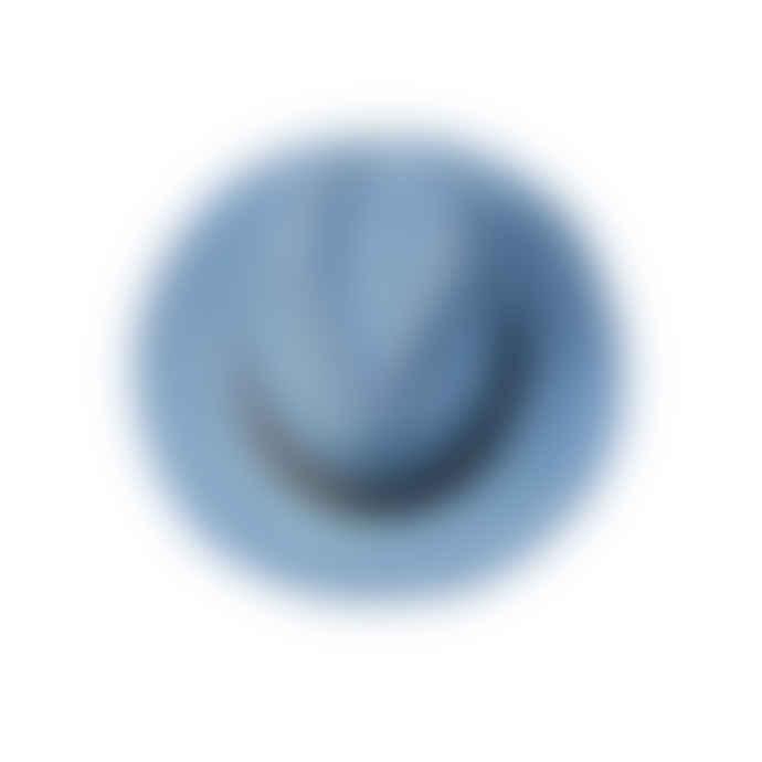 Bornisimo Sky Blue Panama Classic Hat